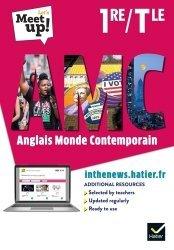 Anglais AMC Monde Contemporain 1re/Tle Let's Meet up !