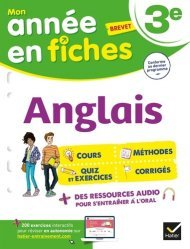 Anglais 3e
