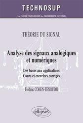 La couverture et les autres extraits de Traitement numerique des signaux