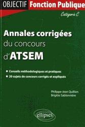 La couverture et les autres extraits de 60 jours pour devenir ATSEM / ASEM