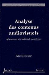 Analyse des contenus audiovisuels