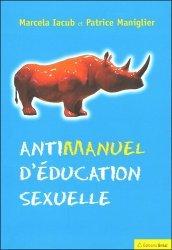 Antimanuel d'éducation sexuelle