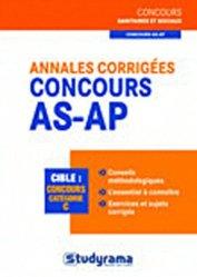 Annales corrigées Concours AS-AP