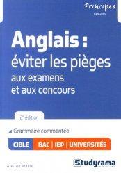 Anglais : éviter les pièges aux examens et aux concours