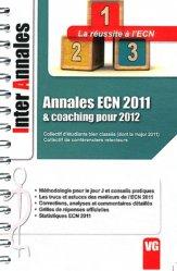 Annales ECN 2011
