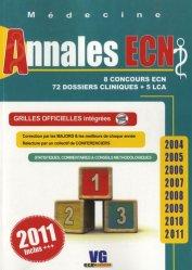 Annales ECN2004 - 2005 - 2006 - 2007 - 2008 - 2009 - 2010 - 2011
