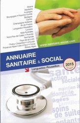 La couverture et les autres extraits de Annuaire sanitaire et social Ile-de-France 2017