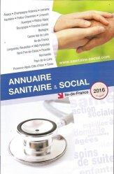 La couverture et les autres extraits de Annuaire sanitaire et social Occitanie 2017