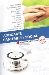Annuaire sanitaire et social Auvergne Rhone-Alpes 2020