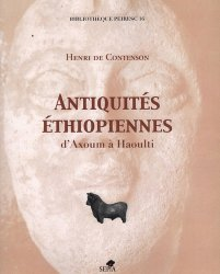 Antiquités éthiopiennes. D'Axoum à Haoulti