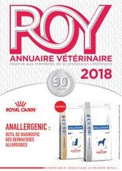 Annuaire vétérinaire Roy 2018