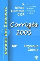 La couverture et les autres extraits de Centrale-Supélec MP PC Tome 1