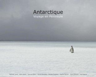 La couverture et les autres extraits de Antarctique