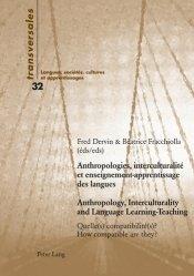 Anthropologies, interculturalité et enseignement-apprentissage des langues