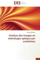 Analyse des images en métrologie optique par ondelettes