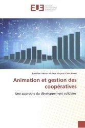 Animation et gestion des coopératives