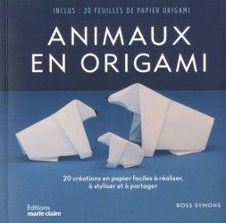 Animaux en origami