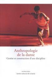 Anthropologie de la danse