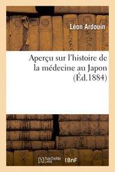 Aperçu sur l'histoire de la médecine au Japon
