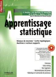 Apprentissage statistique