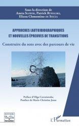 Approches (auto)biographiques et nouvelles épreuves de transitions
