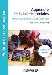 Apprendre les habilités sociales