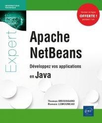 Apache NetBeans - Développez vos applications en Java