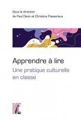 Apprendre à lire : neurones ou culture