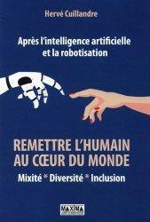 Après l'intelligence artificielle et la robotisation