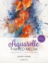 Aquarelle & Mixed média pour débutants