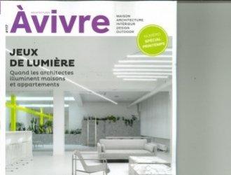 Architectures à Vivre n°117 - janvier/février 2021