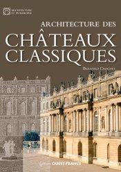 Architecture des châteaux classiques