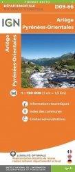 La couverture et les autres extraits de Hautes-Pyrénées. 1/150 000