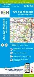 La couverture et les autres extraits de St-Dié-des-Vosges. 1/25 000