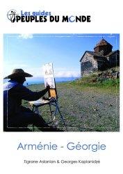 La couverture et les autres extraits de L'Arménie. Edition 2016