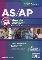 AS/AP  Annales corrigées  Concours 2010