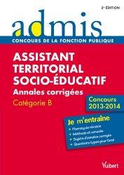 La couverture et les autres extraits de Éducateur territorial  de jeunes enfants 2015