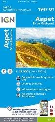La couverture et les autres extraits de Vicdessos Pique d'Estats et Pic du Montcalm. 1/25 000