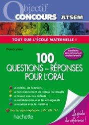 ATSEM 100 questions-réponses pour l'oral