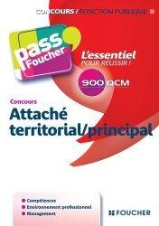 Attaché territorial/principal