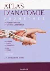 Atlas d'anatomie Prométhée 1