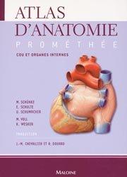 Atlas d'anatomie Prométhée 2 Cou et organes internes