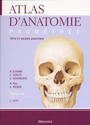 Atlas d'anatomie Promethée 3