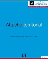 Attaché territorial. Catégorie A, Edition 2018