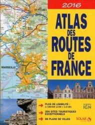 La couverture et les autres extraits de Atlas routier France pro. 1/250 000, Edition 2016