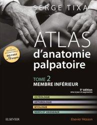 Atlas d'anatomie palpatoire Tome 2