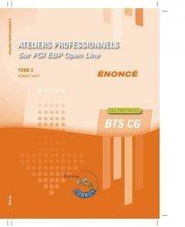 Ateliers professionnels sur PGI EBP Open Line BTS CG Tome 2