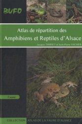 Atlas de répartition des amphibiens et reptiles d'Alsace