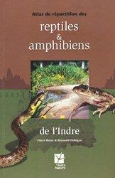 Atlas de répartition des reptiles et amphibiens de l'Indre