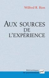 Aux sources de l'expérience